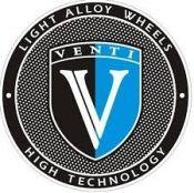Литой диск Венти 1041 цвет BLACK