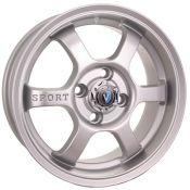 Литой диск Венти 1501 цвет SD