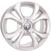 Литой диск Венти 1504 цвет SL